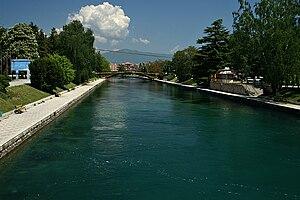 ストルガ: Crni Drim Struga