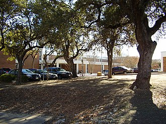 Austin Independent School District - Image: Crockett High School Austin
