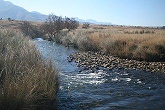 Crocodile River (Mpumalanga) - Crocodile River upstream from the Kwena Dam