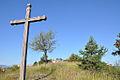 Croix de bois à Sigoyer.jpg