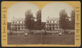 Croquet players on lawn. Phenix Hotel, Lake George, by Stoddard, Seneca Ray, 1844-1917 , 1844-1917.png