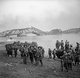 Crossing the Rhine in Buffaloes at Wesel.jpg