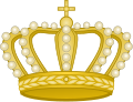 Crown of the Napoleonic Kingdom of Italy.svg