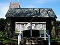 Cruwys Morchard church gate - geograph.org.uk - 220794.jpg