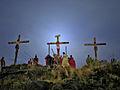 Cruxificcion en el parque ecologico Huayamilpas 2010.jpg