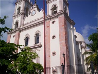 Culiacán - Cathedral in Culiacán