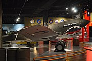 Curtiss P-40N Warhawk '7' (42-105927) (11320087535).jpg