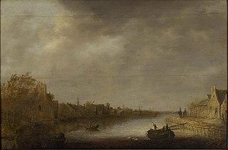View of Utrecht