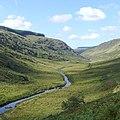 Cwm Irfon north-west of Abergwesyn, Powys - geograph.org.uk - 1507294.jpg