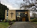 Cyncoed Methodist Church, Cyncoed Road, March 2019 01.jpg
