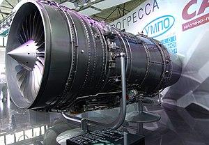 Soloviev D-30 - Soloviev D-30KP-3 Burlak