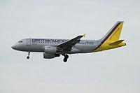 D-AKNR - A319 - Eurowings