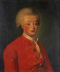 Retrato de D. José, Príncipe do Brasil (Queluz)