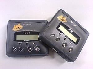 Digital Compact Cassette - Philips DCC player