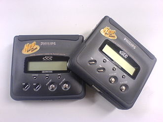 Digital Compact Cassette - Philips DCC player