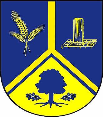 Wettrup - Image: DEU Wettrup COA