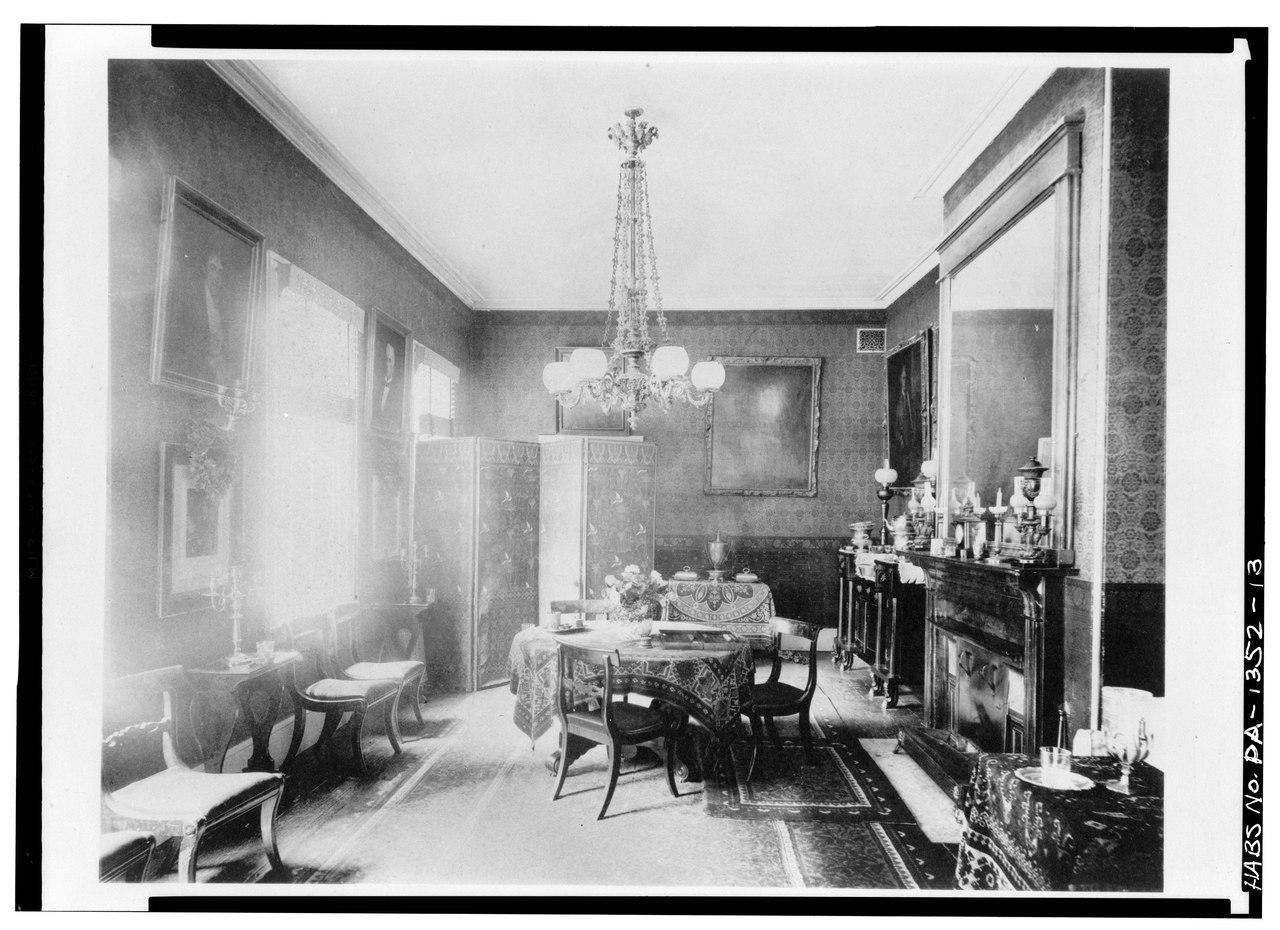 Th Century Dining Room