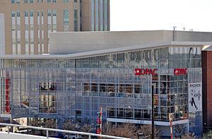 Durham Performing Arts Center - Image: DPAC