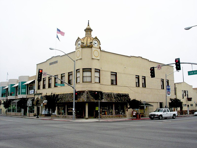 File:DSC00735 Eastern Star Masonic Temple building, Hollister, California, June 16, 2007.JPG