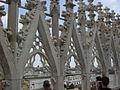 DSC04326 - Milano - Sul tetto del Duomo - Foto Giovanni Dall'Orto - 14- Aug-2004.jpg