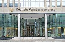 Deutsche Vermogensberatung Wikipedia