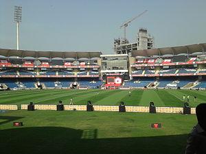 DY Patil Stadium - DY Patil Stadium