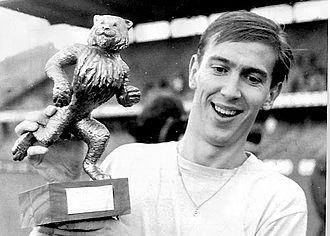 1967 Allsvenskan - Dag Szepanski (Malmö FF) - the season's top scorer