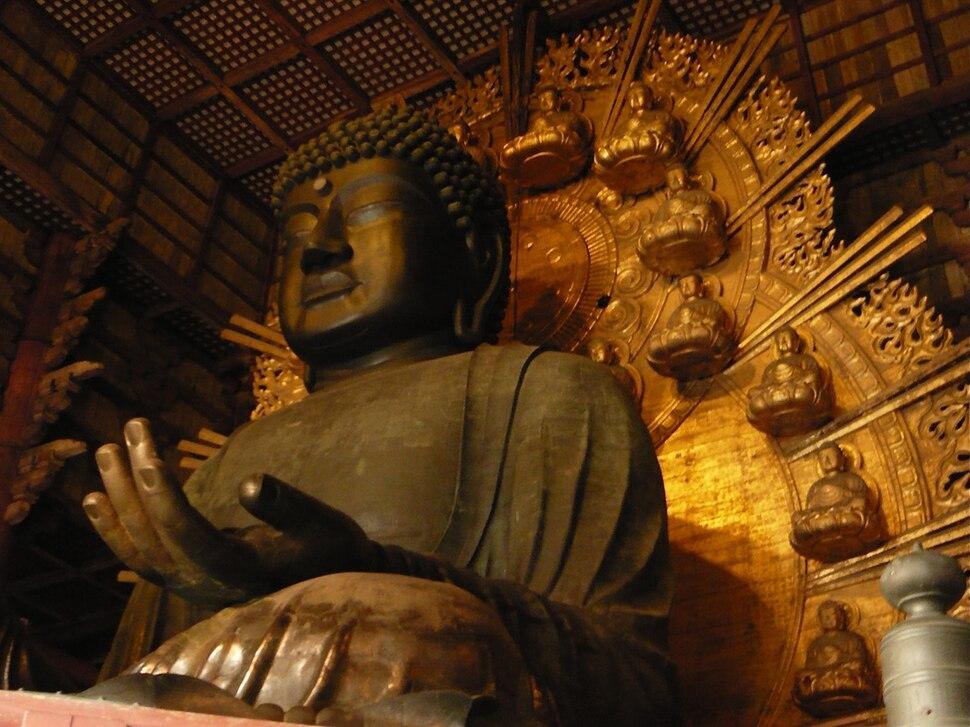 Daibutsu of Todaiji 2
