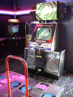 Dance Dance Revolution Extreme arcade machine.png