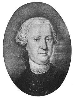 Daniel Gralath 18th century physicist and mayor of Gdansk