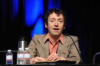 Daniel James (game developer) British-Canadian video game developer