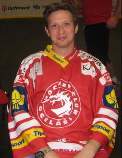 Daniel Rákos Czech professional ice hockey player (born 1987)