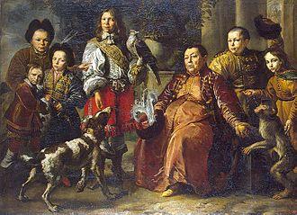 1664 in art - Image: Daniel Schultz d. J. 004