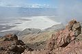 Dante's View and death Valley, salt lake.JPG