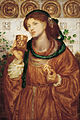 Dante G. Rossetti - The loving cup - Google Art Project.jpg