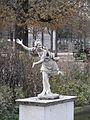 Daphné poursuivie par Apollon, Nicolas Coustou, Paris 2011.jpg