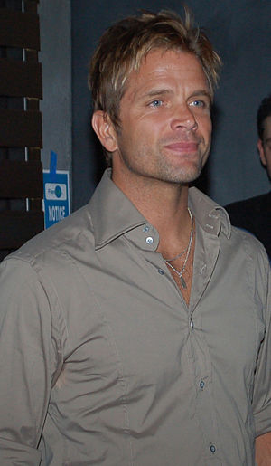 David Chokachi - Chokachi in October 2008