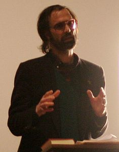 David Berman @ Watkins Institute 2008.jpg