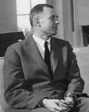 David E. Bell - Image: David E. Bell 1963