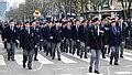 Defilé Korps Mariniers op de Coolsingel te Rotterdam ter ere van het 350 jarig bestaan. (23610451372).jpg