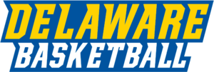 Delaware Basketball wordmark.png