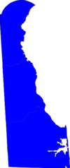 Delaware Election Results by county, all Democrat.png