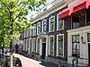 foto van Pand ter breedte van vijf vensterassen, parterre met verdieping, dwars schilddak