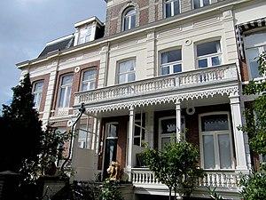 Belgisch Park - Residential house, Antwerpsestraat.