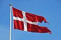 Denmark, Helsingor Flag - panoramio.jpg