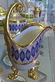 Denuelle, servito in azzurro e oro zecchino, 1830-35, 02.JPG