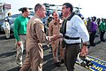 Deputy secretary of defense visits USS Dwight D. Eisenhower 121019-N-RY232-044.jpg