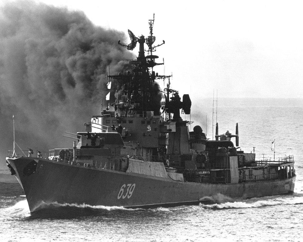 Kanin class destroyer