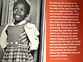 Detail of Exhibit on Ruby Bridges - Center for Civil and Human Rights - Atlanta - Georgia - USA (33499877733).jpg