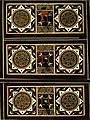 Detail of Inlaid Cabinet - India 16th-17th Century - Museum of Islamic Art - Doha - Qatar (33812351964).jpg